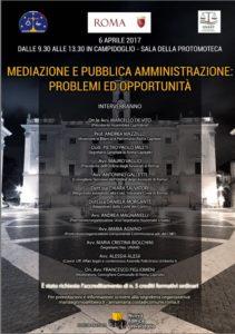 locandina evento Campidoglio